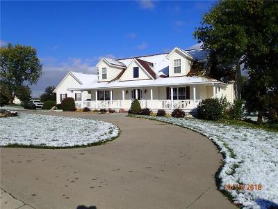 St Joseph Single Family Home For Sale: 11 River Ridge Terrace