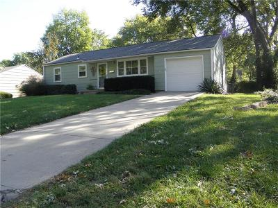 Prairie Village Single Family Home For Sale: 5317 W 76th Terrace
