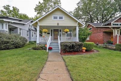 Kansas City Single Family Home For Sale: 6037 Cherry Street