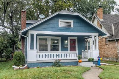 Kansas City Single Family Home For Sale: 16 W 74th Terrace