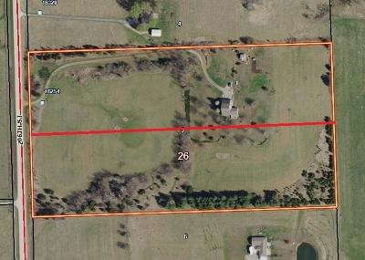 Leavenworth County Residential Lots & Land For Sale: 00000 206th Street