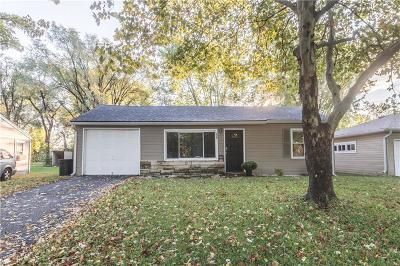 Wyandotte County Single Family Home For Sale: 2209 S 39th Street