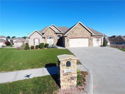 Warrensburg Single Family Home For Sale: 1835 Veterans Road