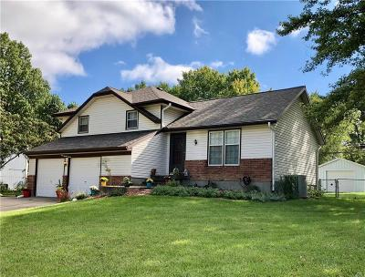 Paola Single Family Home For Sale: 107 Crestview Drive
