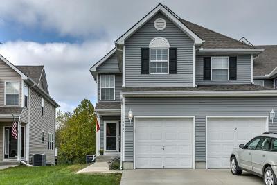 Kansas City Condo/Townhouse For Sale: 9864 N Lewis Avenue