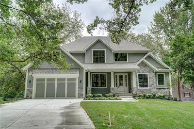 Leawood Single Family Home For Sale: 8321 Lee Boulevard