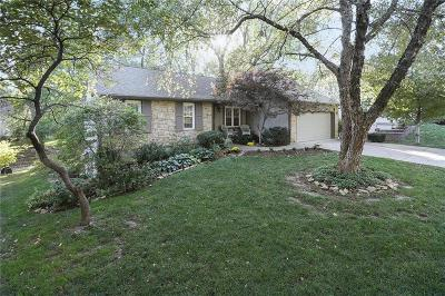 Lenexa Single Family Home For Sale: 9421 Dice Lane