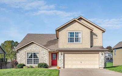 Tonganoxie Single Family Home For Sale: 238 S Whilshire Drive