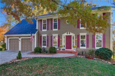 Lee's Summit Single Family Home For Sale: 3902 NE Woodridge Drive