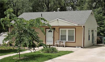 Kansas City KS Single Family Home For Sale: $85,000