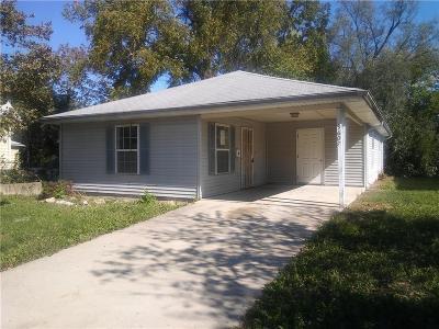 Kansas City Single Family Home For Sale: 3607 Wayne Avenue