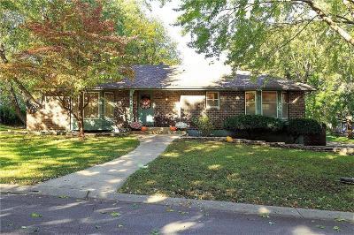Kansas City Single Family Home For Sale: 6020 Westridge Road