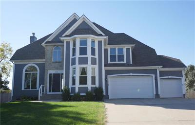 Overland Park Single Family Home For Sale: 10221 W 126th Terrace