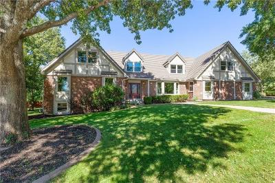 Leawood Single Family Home For Sale: 3500 W 121st Terrace
