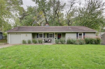 Prairie Village Single Family Home For Sale: 4731 W 78th Street