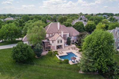 Leawood KS Single Family Home For Sale: $1,675,000