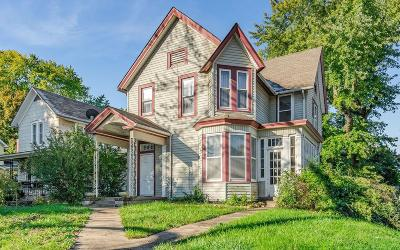 Leavenworth Single Family Home For Sale: 900 Columbia Avenue