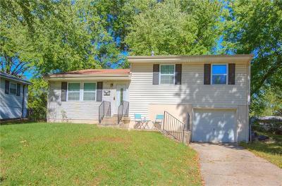 Kansas City MO Single Family Home For Sale: $99,000