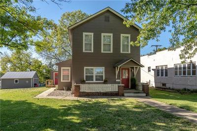 Paola Single Family Home For Sale: 408 S Silver Street