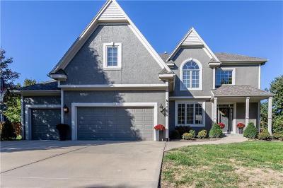 Olathe Single Family Home For Sale: 14236 W 141st Street