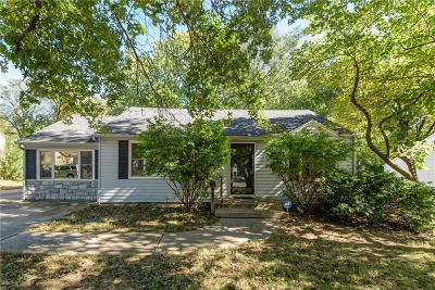 Overland Park Single Family Home For Sale: 7709 Robinson Street