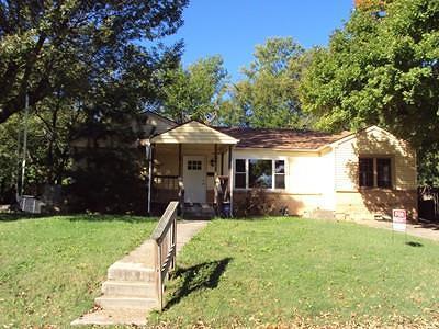 Bourbon County Single Family Home For Sale: 922 S Osbun Street