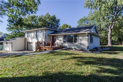Liberty Single Family Home For Sale: 1912 High Drive