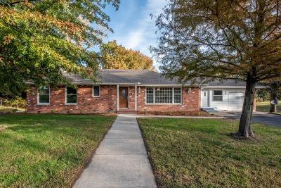 Smithville Single Family Home For Sale: 102 Hospital Drive