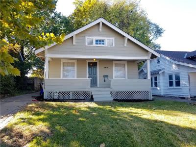 Kansas City Single Family Home For Sale: 1019 E 75th Terrace