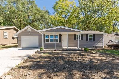 Excelsior Springs MO Single Family Home For Sale: $144,900