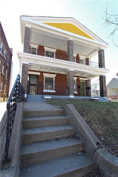 Kansas City Multi Family Home For Sale: 3209 St John Avenue