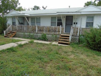 Kansas City Multi Family Home For Sale: 3429 E 45th Street