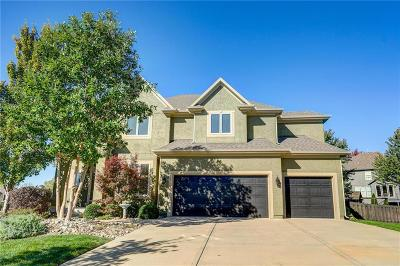 Olathe KS Single Family Home For Sale: $424,950