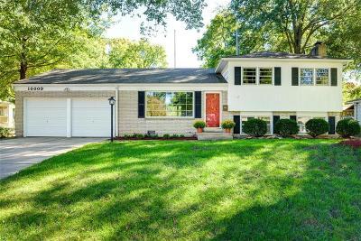 Overland Park Single Family Home For Sale: 10009 Horton Drive
