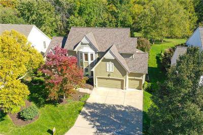 Overland Park Single Family Home For Sale: 12217 Westgate Street