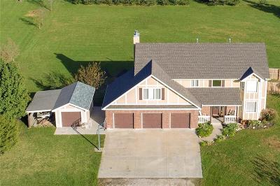 Eudora Single Family Home For Sale: 1204 E 2142 Road