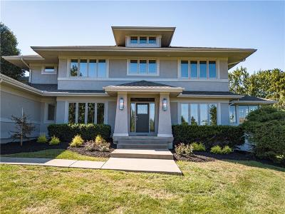 Leawood Single Family Home For Sale: 4617 Ironhorse Drive