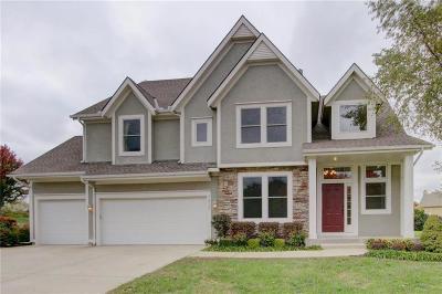 Overland Park KS Single Family Home For Sale: $380,000