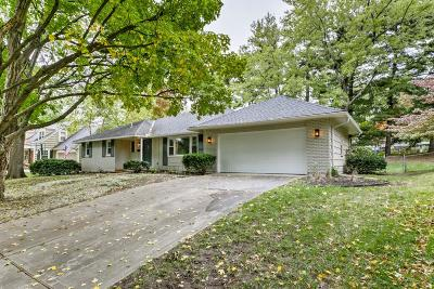 Prairie Village Single Family Home For Sale: 4911 W 81st Street