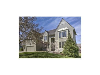 Overland Park KS Single Family Home For Sale: $529,000