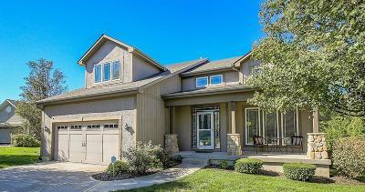 Shawnee Single Family Home For Sale: 7138 Aminda Street