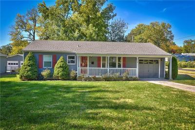 Overland Park KS Single Family Home For Sale: $179,000
