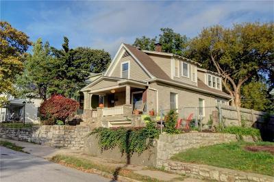 Kansas City Single Family Home For Sale: 4535 Wyoming Street