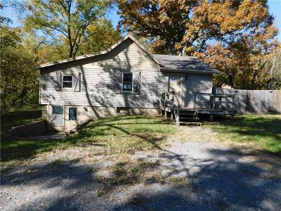 Excelsior Springs MO Single Family Home For Sale: $93,600