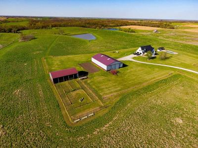 Single Family Home For Sale: 30493 E Us Hwy 136 Highway