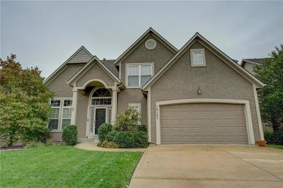 Olathe Single Family Home For Sale: 14121 W 138th Terrace