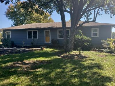 Paola Single Family Home For Sale: 28475 Hospital Drive