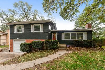 Lawrence Single Family Home For Sale: 909 W 22nd Street