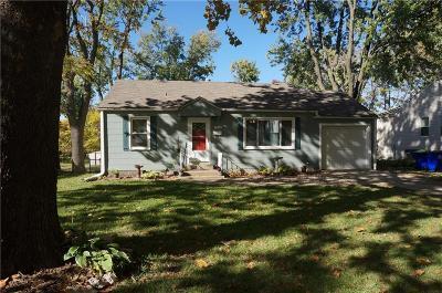 Overland Park KS Single Family Home For Sale: $162,000