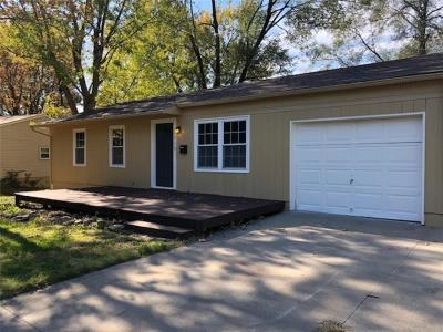 Grandview Single Family Home For Sale: 15316 Fuller Avenue